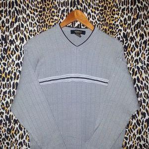 Men's Vintage Italian Sweater Bachrach Size XL